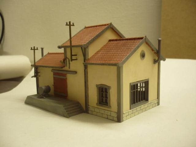Bien connu Forum-Train.fr • Afficher le sujet - Recherche maquette de maisons HP51