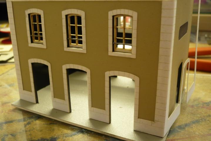 Maisons En Maquette Belle En Etage : Forum train afficher le sujet recherche maquette de